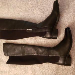 NIB Vince Camuto Black Boots 7.5